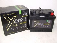 Leoch XTREME AGM - Stop Start 027 Battery